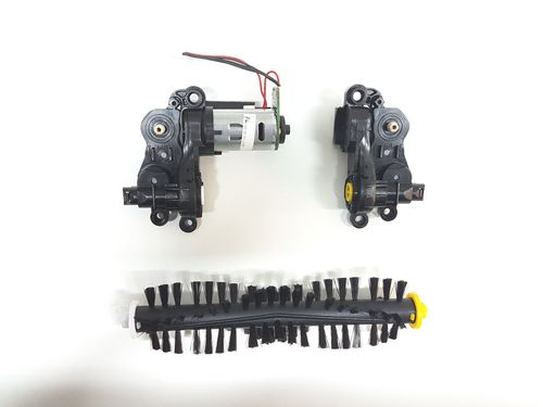 Kit 5 original spare parts for LG hombot square