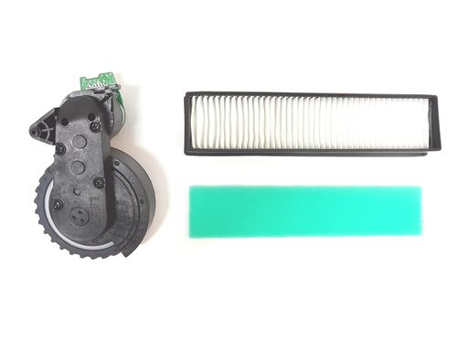 Kit 20 original spare parts LG hombot square