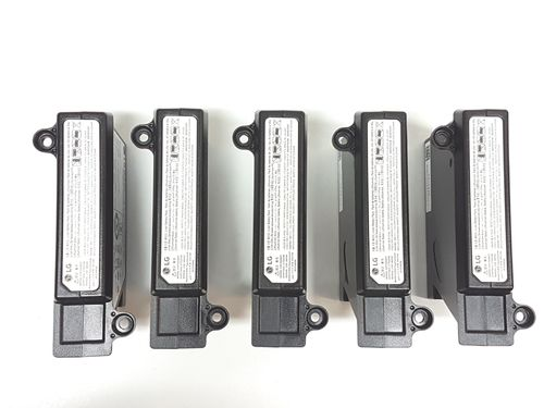 Kit 23 replacement of original batteries for LG square hombot